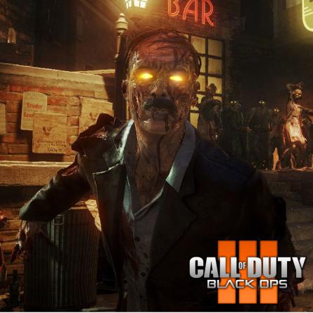 CALL OF DUTY: Black OPS III Zombies