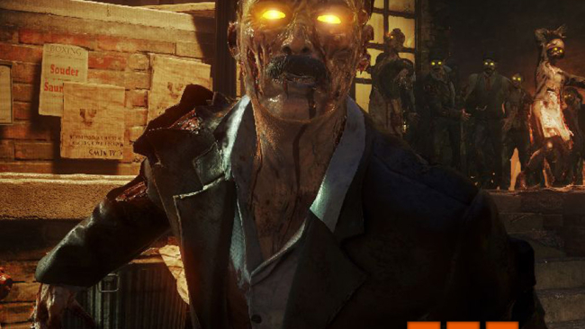 CALL OF DUTY: Black OPS III Zombies